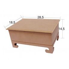 κουτί ορθογώνιο 28,5Χ18,5Χ14,5