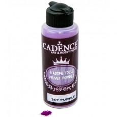 Velvet Powder Purple