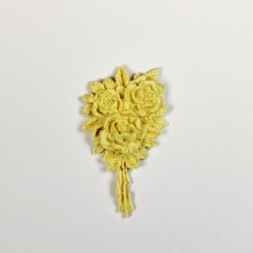 Διακοσμητικό λουλούδι 7Χ4 εκ.