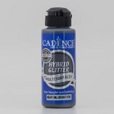 Υβριδικό ακρυλικό γκλίτερ antracite black 120 ml