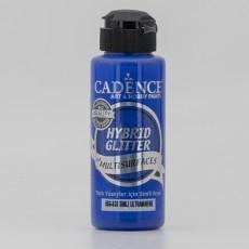 Υβριδικό ακρυλικό γκλίτερ ultramarine 120 ml