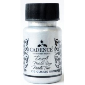 Dora metallic Cadence Silver 50 ml