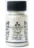 Dora metallic Cadence Platin 50 ml