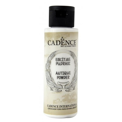 Antique powder -White
