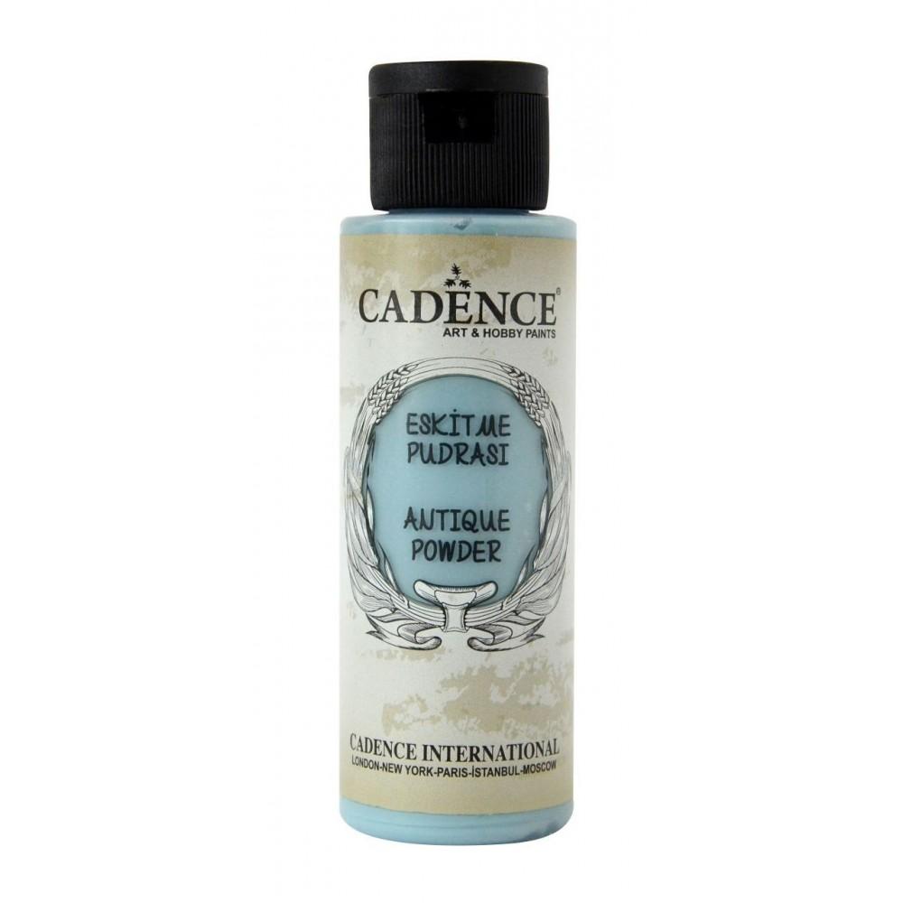 Antique powder - Blue