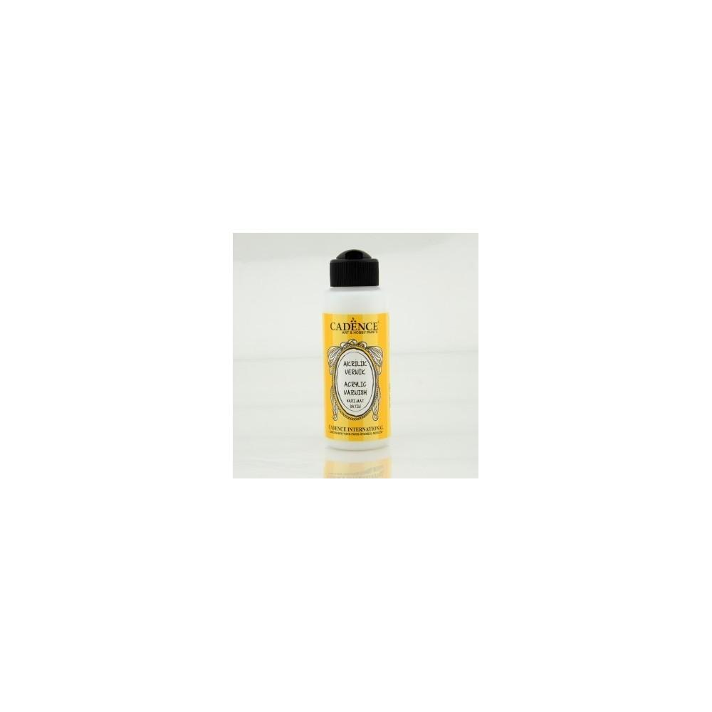 Βερνίκι νερού satine cadence 120 ml