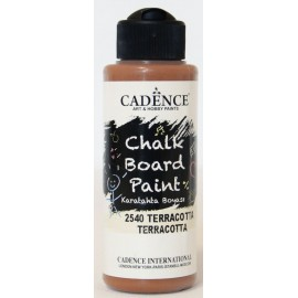 Terracotta - Chalk Board Paint