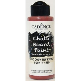 Country Red - Chalk Board Paint