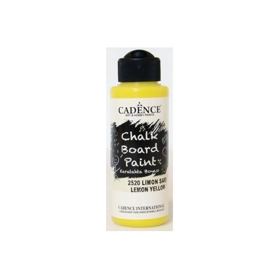 LemonYellow - Chalk Board Paint