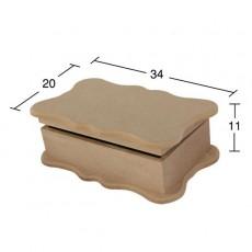 Κουτί ορθογώνιο 34X20X11