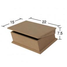 Κουτί ορθογώνιο 22Χ15Χ7,5