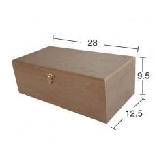 Κουτί ορθογώνιο 28Χ12,5Χ9,5