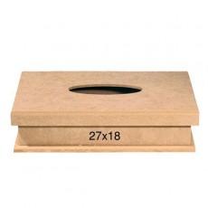 Χαρτοπετσετοθήκη 27X18