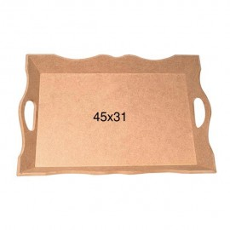 Δίσκος ορθογώνιος 45X31