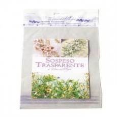 Ζελατίνες διάφανες για Sospeso Trasparente, 4 φύλλα