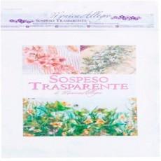 Ζελατίνες λευκές για Sospeso Trasparente, 4 φύλλα