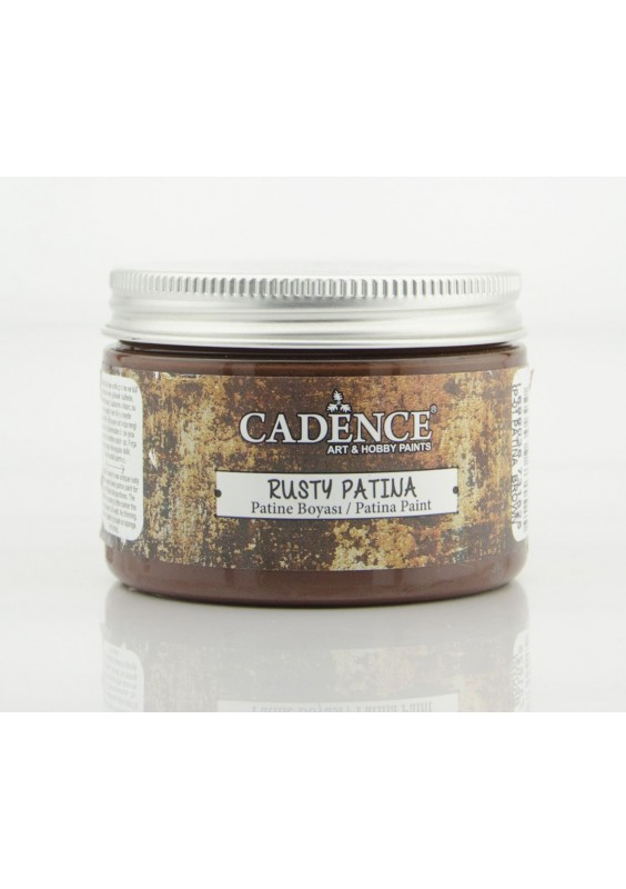 Rusty patina brown 150 ml