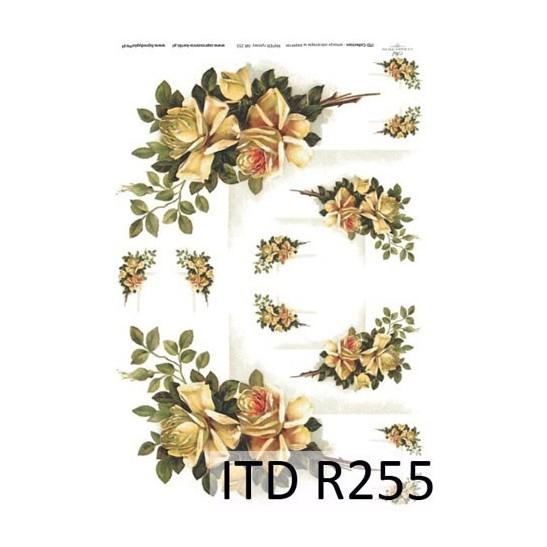Ριζόχαρτο ITD Collection, 21x29cm R255