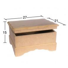 Κουτί ορθογώνιο 27X21X15