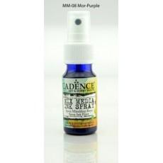 Mix media Spray ink - Purple 25 ml