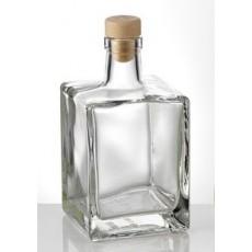 Μπουκάλι τετράγωνο 200 ml