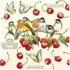 cherry birds