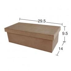 Ορθογώνιο κουτί 29.5Χ9.5Χ14