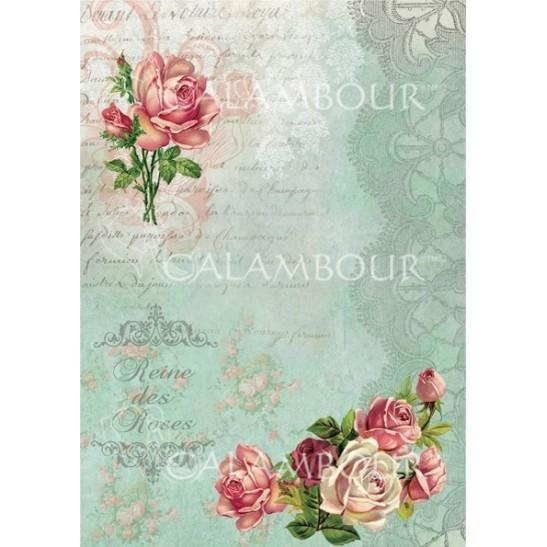 Ριζόχαρτο Calambour 35X50 εκ. DGR234