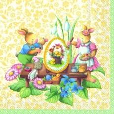 Easter spring fantasy