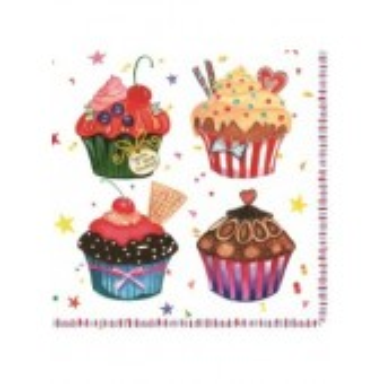 4x Cupcake