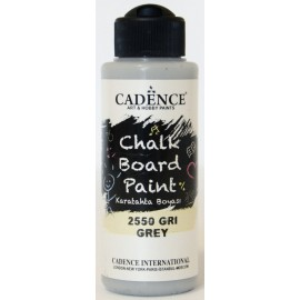 Gray - Chalk Board Paint