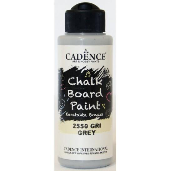 Gray - Chalk Board Paint
