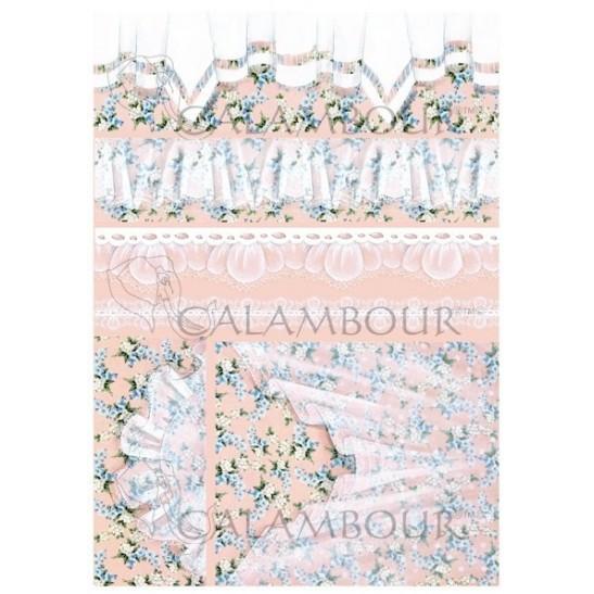 Ριζόχαρτο Calambour 35X50 εκ. DGR291