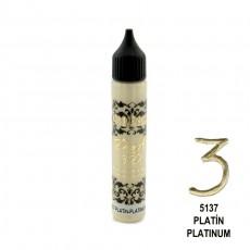 Περιγράμματα Dora 3D - Platinium 25 ml