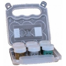 Powder arts empty wow embossing kit case