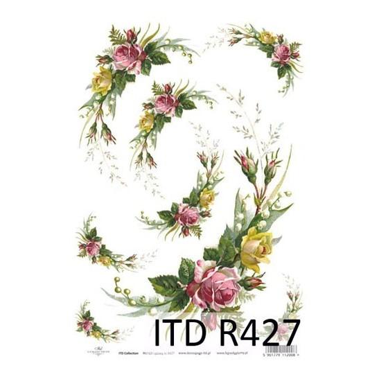 Ριζόχαρτο ITD Collection, 21x29cm R427
