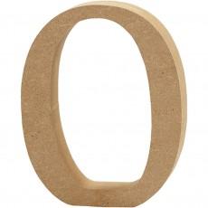 Ξύλινο Γράμμα 8cm - 0