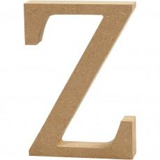 Ξύλινο Γράμμα 8cm - Z