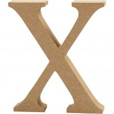 Ξύλινο Γράμμα 8cm - X