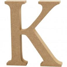 Ξύλινο Γράμμα 8cm - K