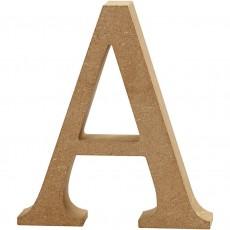 Ξύλινο Γράμμα 8cm - A
