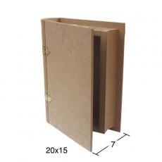 Κουτί βιβλίο 20X15X7