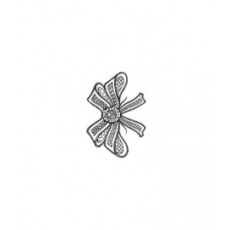 Lace Λευκό 17X25