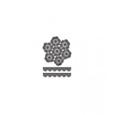 Lace Λευκο 35X50