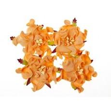 Gardenia 5cm paper flowers 4 TMX