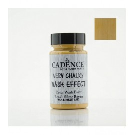 Very chalky wash effect - Oxide yellow 90 ml