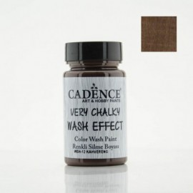 Very chalky wash effect - Brown 90 ml