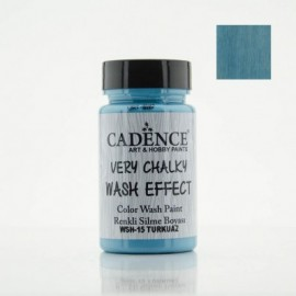 Very chalky wash effect - Turquoise 90 ml