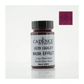 Very chalky wash effect - Bordeaux 90 ml