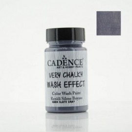 Very chalky wash effect - Dark slate gray 90 ml